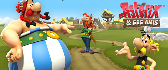 Asterix & ses amis