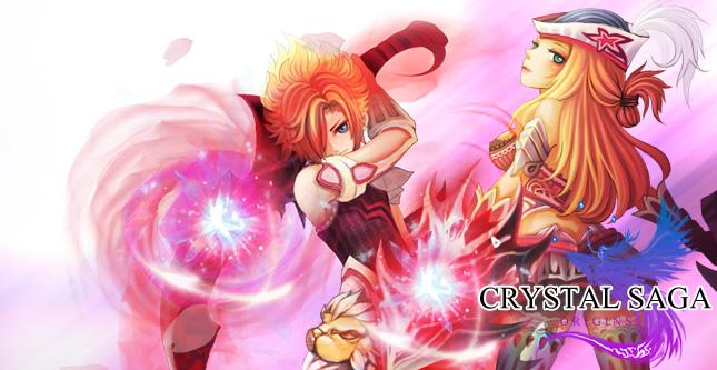 Jeu Crystal Saga