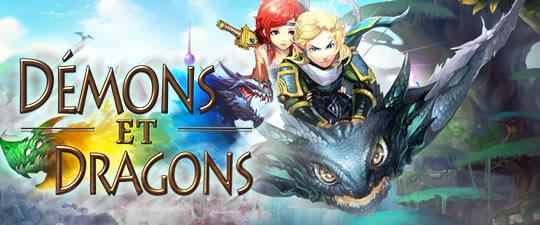 Démons et Dragons
