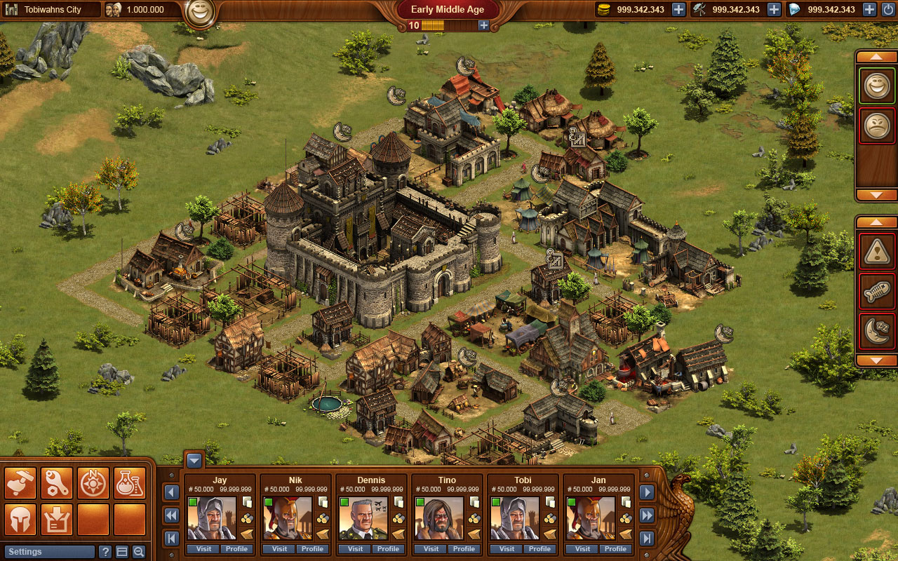 free strategy online games