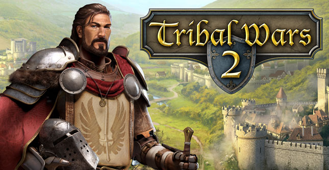 MMORTS Tribal Wars 2